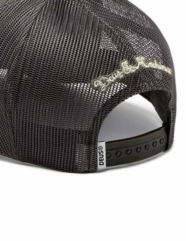 Gorra Deus Ex Machina Vrod TruckerGris