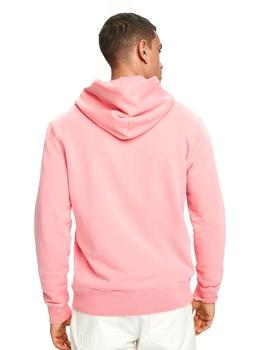 Sudadera Scotch - Soda Garment Dyed Hoodie Rosa