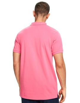 Polo Scotch - Soda Pique Rosa
