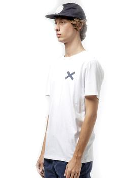 Camiseta Edmmond Studios Cross White