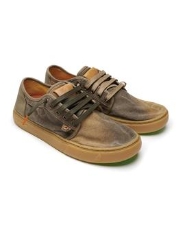 Zapatillas Satorisan Heisei Gaia Loneta Wiskey