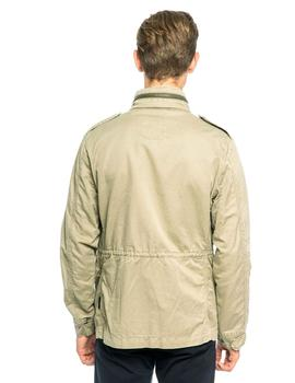 Chaqueta At.p.co Calvin Verde Suave