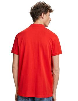 Polo Scotch - Soda Pique Rojo