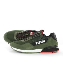 Zapatillas Replay Gates Verdes