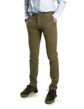 Pantalón At.p.co Jack Chino Slim Camel