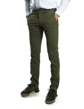 Pantalón At.p.co Jack Chino Slim Verde