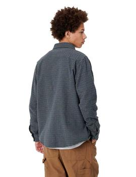 Camisa Carhartt Wip L/S Thorme Shirt Houndstooth Cuadros
