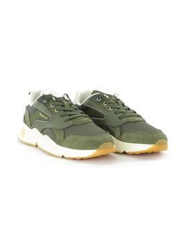 Zapatillas Gant Nicewill Running Low Verdes