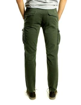 Pantalón Cargo Fifty Four Gamey Verde