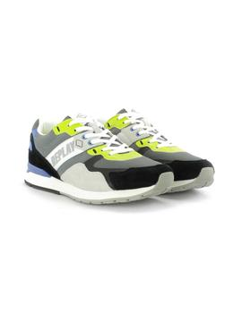 Zapatillas Replay Sport Trap Grises