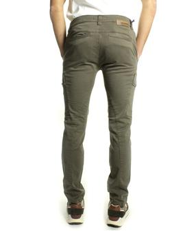 Pantalón Fifty Four Tweet Cargo Marrón